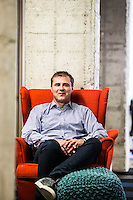 Portraits of Roman Stanek - GoodData - 2014
