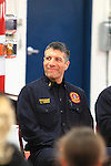 LT. Torres Return to work Press Conference. .Station 131, Mifflin Township Fire Department. .Gahanna, OH. Feb. 25, 2013