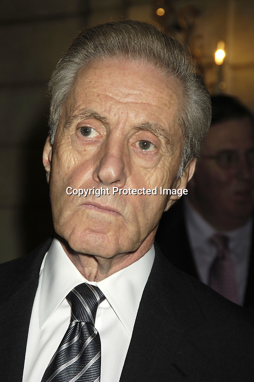 Fred Wilpon ..at the Center for Communications Luncheon honoring Richard Parsons on October 20, 2005 at The Pierre Hotel. ..Photo by Robin Platzer, Twin Images