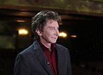 Barry Manilow on stage at a Meet & Greet for 'Manilow On Broadway' at The St. James Theatre in New York City on 1/22/2013