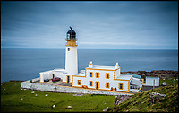Scottish lighthouse for sale.