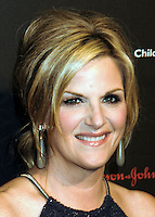 NEW YORK CITY, NY, USA - NOVEMBER 19: Trisha Yearwood arrives at the 2nd Annual Save the Children Illumination Gala held at the Plaza Hotel on November 19, 2014 in New York City, New York, United States. (Photo by Celebrity Monitor)