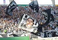 RIO DE JANEIRO, RJ, 10 MARÇO 2013 - TAÇA GUANABARA - Torcida do Botafogo durante partida Botafogo X Vasco, valida pela Final da Taca Guanabara, (primeiro turno do Estadual do Rio de Janeiro), no Estádio do Engenhão, na zona norte do Rio, neste domingo. 10/03/2013 - (FOTO: SANDROVOX / BRAZIL PHOTO PRESS).