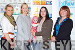 Pictured at the CH Chemist Bump to Baby event on Wednesday were from left: Elaine O'Shaughnessy, Caroline Chawke, Erin O'Rourke, Elaine O'Rourke and Deirdre O'Neill.