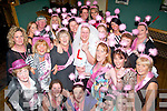 HEN PARTY: Lisa O'Connor, Hawley Pk, Tralee, now living in London who is getting married in Cyprus on June 19th next had a lively hen party in Dowdies bar, Boherbue, Tralee last Saturday night.