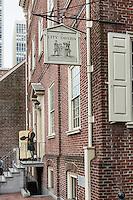 Historic City Tavern, Philadelphia, Pennsylvania, USA