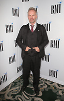 14 May 2019 - Beverly Hills, California - Sting. 67th Annual BMI Pop Awards held at The Beverly Wilshire Four Seasons Hotel. Photo Credit: Faye Sadou/AdMedia