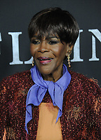 www.acepixs.com<br /> <br /> November 1 2017, LA<br /> <br /> Cicely Tyson arriving at the premiere of 'Last Flag Flying' at the DGA Theater on November 1, 2017 in Los Angeles, California<br /> <br /> By Line: Peter West/ACE Pictures<br /> <br /> <br /> ACE Pictures Inc<br /> Tel: 6467670430<br /> Email: info@acepixs.com<br /> www.acepixs.com