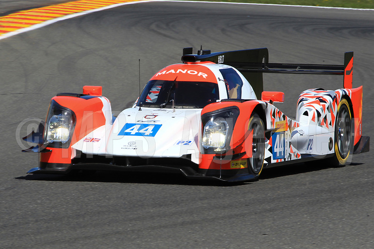 #44 MANOR (GBR) ORECA 05 NISSAN LMP2 TOR GRAVES (GBR) WILL STEVENS (GBR) JAMES JAKES (GBR)