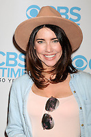 BEVERLY HILLS, CA - NOVEMBER 03: Jacqueline MacInnes Wood at 'The Bold And The Beautiful' live script read and panel at The Paley Center for Media on November 3, 2016 in Beverly Hills, California.  Credit: David Edwards/MediaPunch