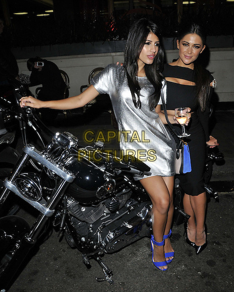 LONDON, ENGLAND - OCTOBER 02: Jasmin Walia &amp; Casey Batchelor attend the Casey Batchelor's 30th birthday party, Sanctum Soho Hotel, Warwick St., on Thursday October 02, 2014 in London, England, UK. <br /> CAP/CAN<br /> &copy;Can Nguyen/Capital Pictures