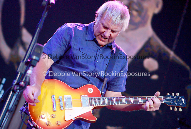 "Alex Lifeson of RUSH performs live at the opening night of ""An Evening with RUSH"" Tour held at Hard Rock Casino Pavillion in Albuquerque, New Mexico on June 29,2010                                                                   Copyright 2010  Rod Tanaka / RockinExposures"