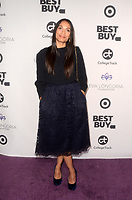LOS ANGELES - NOV 8:  Rosario Dawson at the Eva Longoria Foundation Gala at the Four Seasons Hotel on November 8, 2018 in Beverly Hills, CA