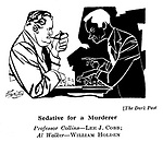 The Dark Past ; Lee J Cobb and William Holden