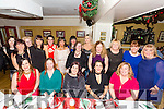 Shanakill Family Resource Centre Ladies Christmas party at  the Brogue on Saturday night