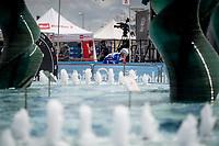 Ramon Sinkeldam (NED/Groupama-FDJ)<br /> <br /> Stage 9 (ITT): Riccione to San Marino (34.7km)<br /> 102nd Giro d'Italia 2019<br /> <br /> ©kramon