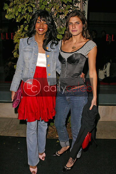 Marsha Thomason and Lake Bell