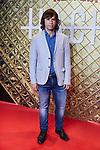 Alex Casanovas attends to 'HACHE' Photocall at Paz Cinema in Madrid, Spain. October 16, 2019. (ALTERPHOTOS/A. Perez Meca)