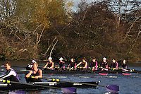 008 ABS Abingdon School. Wallingford Head of the River. Sunday 27 November 2011. 4250 metres upstream on the Thames from Moulsford railway bridge to Oxford Universitiy's Fleming Boathouse in Wallingford. Event run by Wallingford Rowing Club..