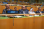 DSG meeting<br /> <br /> AM Plenary General DebateHis<br /> <br /> His Highness Sheikh Jaber AI-Mubarak AI-Hamad AL SABAH Prime Minister of the State of Kuwait