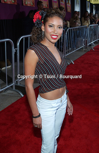 Maritz Murray arriving at the Premiere of Hot Chick at the Century Plaza Theatre in Los Angeles. December 2, 2002.             -            MurrayMaritz025.jpg