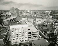 1961 March 6..Redevelopment.Downtown North (R-8)..Downtown Progress..North View from VNB Building..HAYCOX PHOTORAMIC INC..NEG# C-61-5-58.NRHA#..