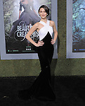 Emmy Rossum at Warner Bros. Pictures World Premiere of Beautiful Creatures held at The Grauman's Chinese Theater in Hollywood, California on February 06,2013                                                                   Copyright 2013 Hollywood Press Agency
