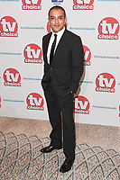 Adil Ray at the TV Choice Awards 2017 at The Dorchester Hotel, London, UK. <br /> 04 September  2017<br /> Picture: Steve Vas/Featureflash/SilverHub 0208 004 5359 sales@silverhubmedia.com