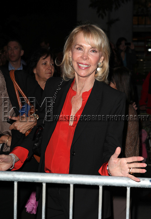 Elaine Joyce attending the Opening Night Performance of the Roundabout Theatre Production of  'If There Is I Haven't Found It Yet' at the Laura Pels Theatre in New York City on 9/20/2012.