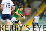 Damien Somers Kerry in action against  IT Tralee in the McGrath cup at Austin Stack Park on Sunday.