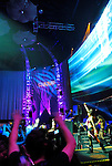 EDM showcase at Bumbershoot 2013 in Seattle, WA USA