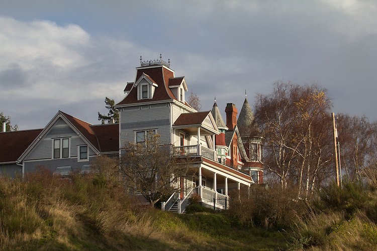 Port townsend historic victorian architecture joel for Washington state home builders