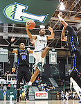 Tulsa tops Tulane, 62-55, in men's basketball action at Devlin Fieldhouse.
