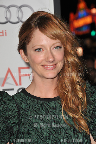 "Judy Greer at the world premiere of her new movie ""Love & Other Drugs"" as the opening night gala of the AFI Fest 2010 at Grauman's Chinese Theatre, Hollywood..November 4, 2010  Los Angeles, CA.Picture: Paul Smith / Featureflash"