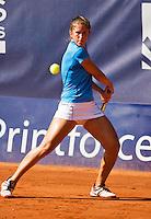 03-09-13,Netherlands, Alphen aan den Rijn,  TEAN, Tennis, Tean International Tennis Tournament 2013, Tean International ,   Lucia Cervera-Vasquez (ESP)<br /> Photo: Henk Koster