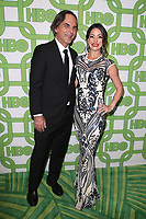 BEVERLY HILLS, CA - JANUARY 6: Emmanuelle Vaugier at the HBO Post 2019 Golden Globe Party at Circa 55 in Beverly Hills, California on January 6, 2019. <br /> CAP/MPI/FS<br /> ©FS/MPI/Capital Pictures
