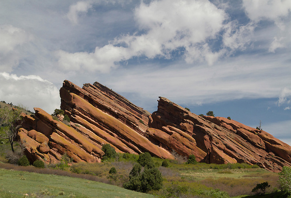 Red Rocks State Park, Colorado .  John offers private photo tours in Arches National Park and throughout Utah and Colorado. Year-round.