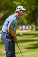 Paul Casey (GBR) reacts to barely missing his putt on 11 during round 2 of the World Golf Championships, Mexico, Club De Golf Chapultepec, Mexico City, Mexico. 2/22/2019.<br /> Picture: Golffile | Ken Murray<br /> <br /> <br /> All photo usage must carry mandatory copyright credit (© Golffile | Ken Murray)