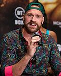 Boxing Tyson Fury vs Otto Wallin Press Conference