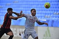 4th July 2020; Lyon, France; French League 1 friendly due to the Covid-19 pandemic forced league ending;  Ryan Cherki (lyon)