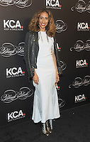 NEW YORK, NY - OCTOBER 19: Editor at Teen Vogue Elaine Welteroth attends Keep A Child Alive's Black Ball 2016 at Hammerstein Ballroom on October 19, 2016 in New York City. Photo by John Palmer/MediaPunch