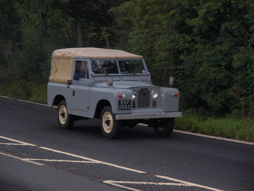 Land Rover Series II A  - 1965