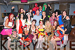3Ts charity group (Turn The Tide of suicide) got a huge turnout for their Halloween party fundraiser in the Abbey Inn, Tralee last Saturday night.