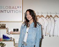 LOS ANGELES - FEB 18:  Yizhou at the Global Intuition Campaign Launch hosted by Yizhou at Fred Segal Sunset on February 18, 2019 in West Hollywood, CA