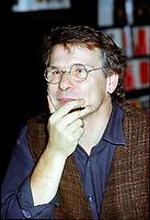Montreal (Qc) CANADA - Nov 1996 <br /> -File Photo -<br /> Daniel Pennac