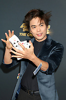 """LOS ANGELES - OCT 21:  Shin Lim at the """"America's Got Talent - The Champions"""" Season 2 Finale Guest Performers Photo Call at the Sheraton Pasadena Hotel on October 21, 2019 in Pasadena, CA"""