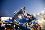 doha. qatar. motor<br /> commercial bank grand prix of qatar.motorcycling.<br /> 21-03-14<br /> En la imagen :<br /> qualifying practices Moto 3<br /> alex marquez<br /> photocall3000 / rme