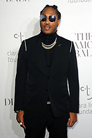 www.acepixs.com<br /> September 14, 2017  New York City<br /> <br /> The Rapper Future attending Rihanna's 3rd Annual Clara Lionel Foundation Diamond Ball on September 14, 2017 in New York City.<br /> <br /> Credit: Kristin Callahan/ACE Pictures<br /> <br /> <br /> Tel: 646 769 0430<br /> Email: info@acepixs.com