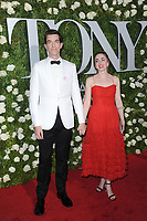 www.acepixs.com<br /> June 11, 2017  New York City<br /> <br /> John Mulaney attending the 71st Annual Tony Awards arrivals on June 11, 2017 in New York City.<br /> <br /> Credit: Kristin Callahan/ACE Pictures<br /> <br /> <br /> Tel: 646 769 0430<br /> Email: info@acepixs.com
