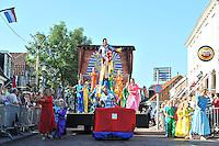 CULTUUR: SINT NYK: 05-09-2013, Allegorische Optocht, Joseph and the amazing technicolor dreamcoat (OSB De Beuk), ©foto Martin de Jong